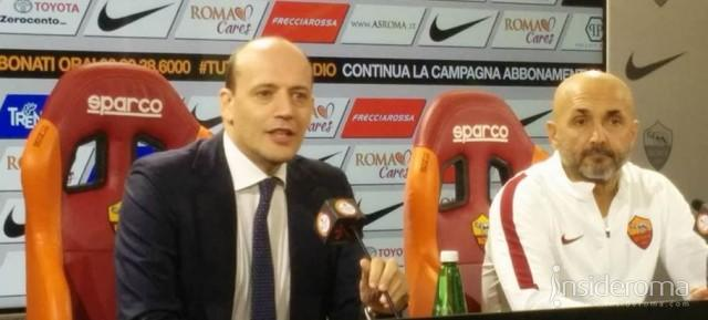 PRIMA CONFERENZA SPALLETTI. Baldissoni: