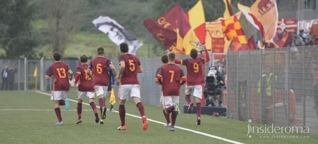 Youth League: giallorossi in Austria
