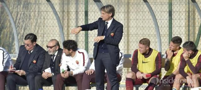 Baby giallorossi ok aspettando la Youth League