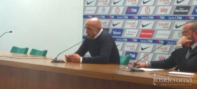 Conferenza stampa di Spalletti: