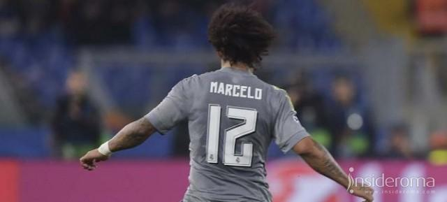 Liga, Real Madrid: Marcelo out 3 settimane. Salta la Roma