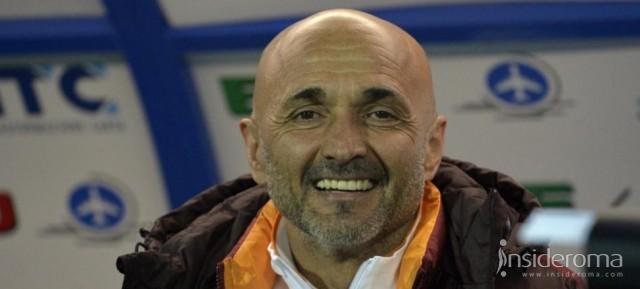 "E ora testa a Madrid Spalletti: ""All'andata noi poco fortunati"""