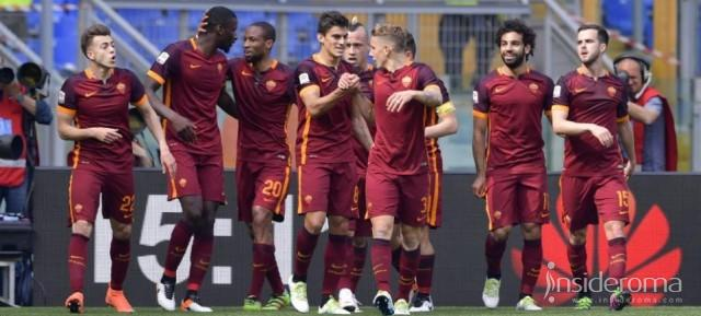 Roma all'assalto del Napoli