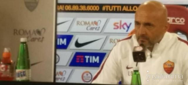 Conferenza stampa Spalletti: