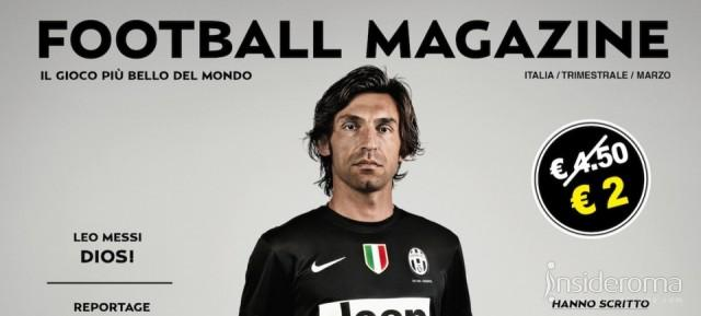 Editoria - Nasce Football Magazine