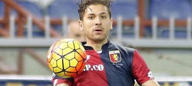 Genoa-Roma: Cerci out per il match