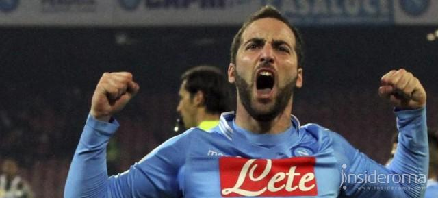 Posticipo del monday night - Napoli batte Atalanta 2-1