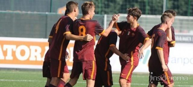 Under 15 giallorossi in finale scudetto con l'Atalanta