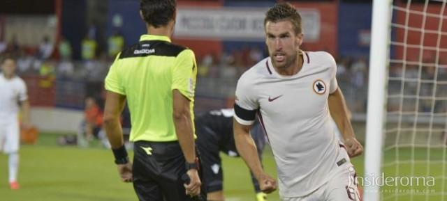 Strootman: «L'Euroleague? Non è la Champions ma…»