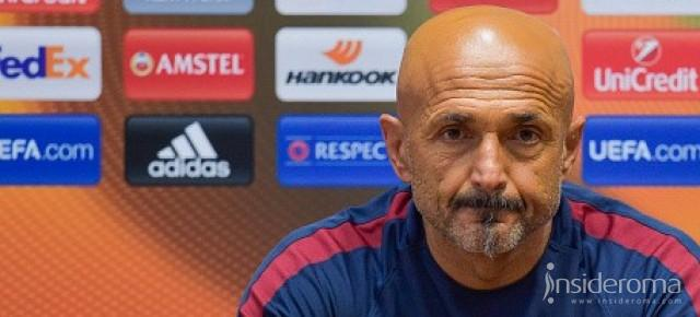 Spalletti in conferenza stampa: