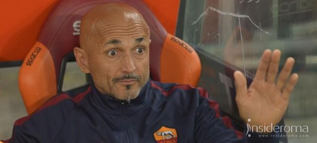 Spalletti sale a quota 100 vittorie con la Roma