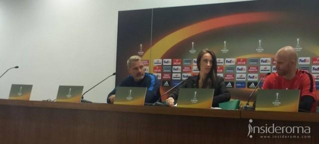 Europa League, conferenza stampa Fink: