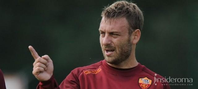 De Rossi, rendimento da top player?