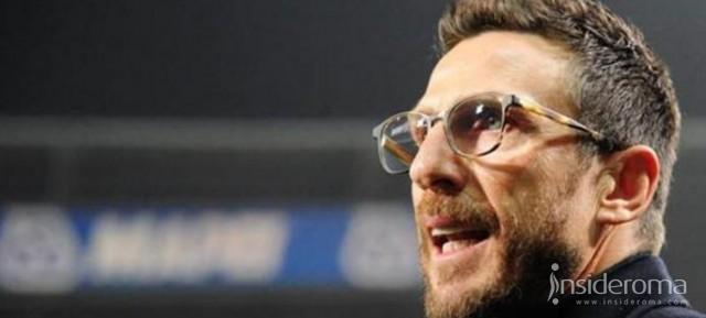 Di Francesco: «Record di punti? Preferisco vincere»