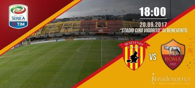 LIVE Benevento vs Roma - Formazione Ufficiale: Esordio in giallorosso per Gonalons. Riconfermati Pellegrini ed Ünder