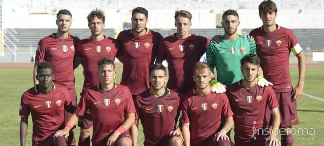Youth League: Roma-APOEL Nicosia: 6-1. Giallorossi al secondo turno del