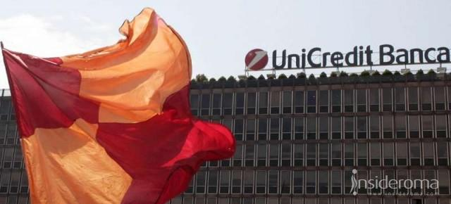 AS Roma, UniCredit resta il principale creditore