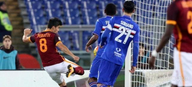 Roma vs Sampdoria 2-1: le pagelle di Piero Torri